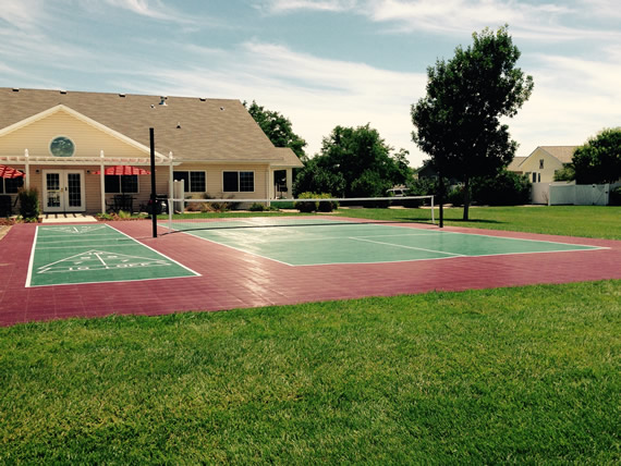 NEW Pickleball Court